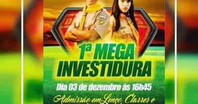 MEGA INVESTIDURA